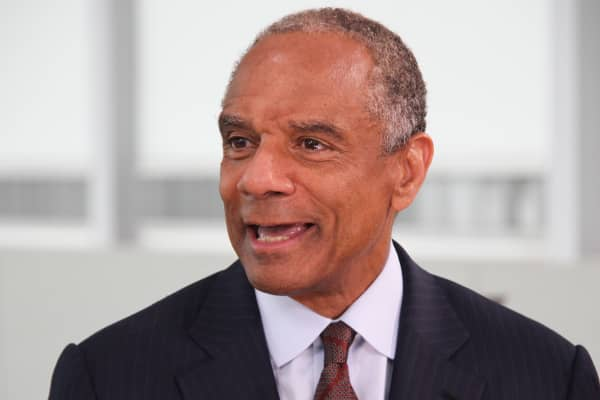 Ken Chenault, chairman and CEO of American Express.