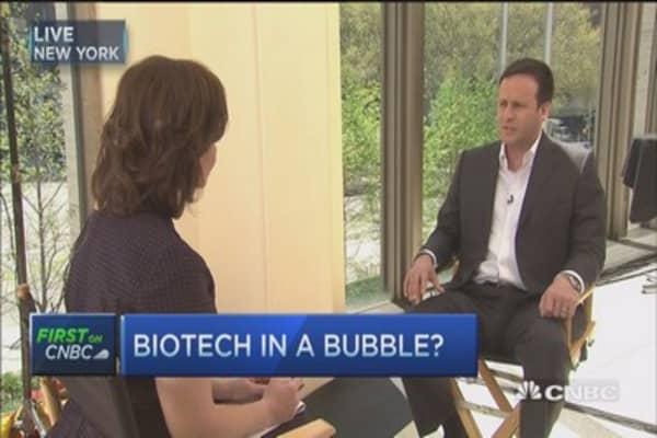 Sarissa Capital's biotech bets