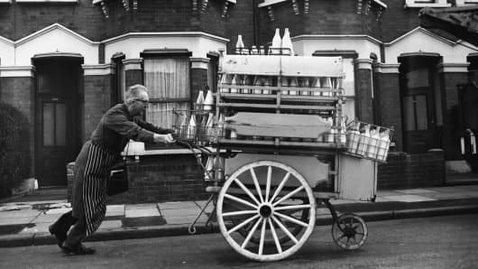Milkman England