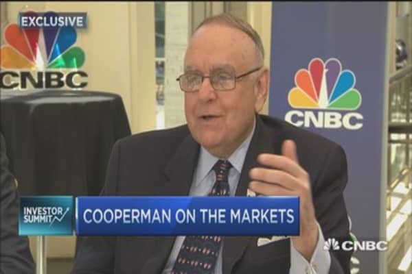 Leon Cooperman: Why bear markets come about