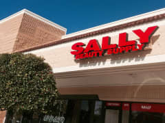 Sally Beauty Supply store