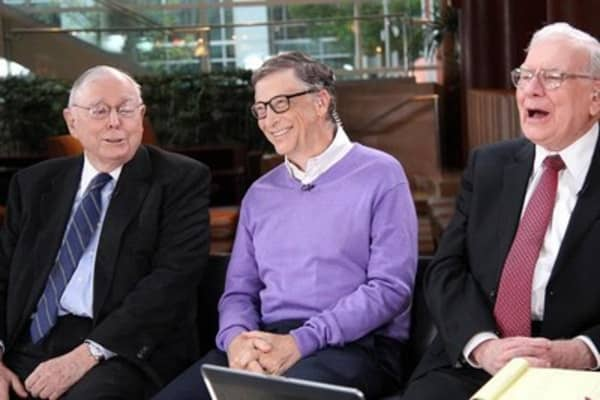 Gates, Munger & Buffett: If I were education czar...