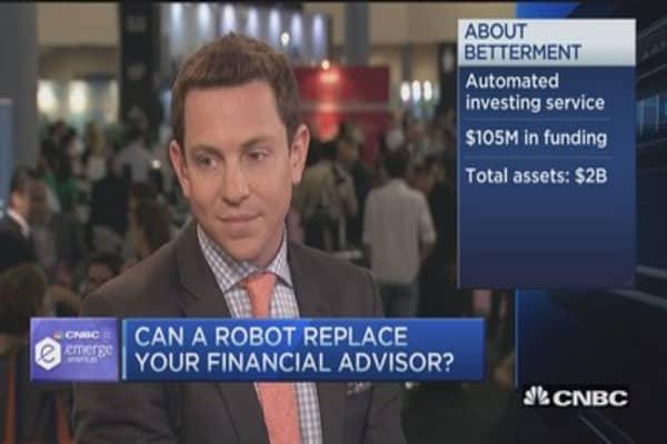 Are robo-advisors better than humans