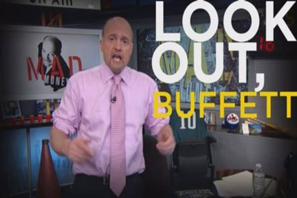 Cramer: Where Buffett made his biggest impact