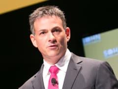 David Einhorn, founder of Greenlight Capital.