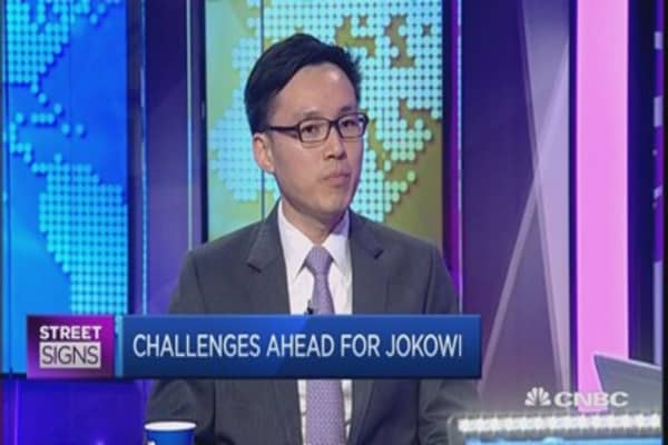 Indonesia growth to be 'slightly below 5%': OCBC