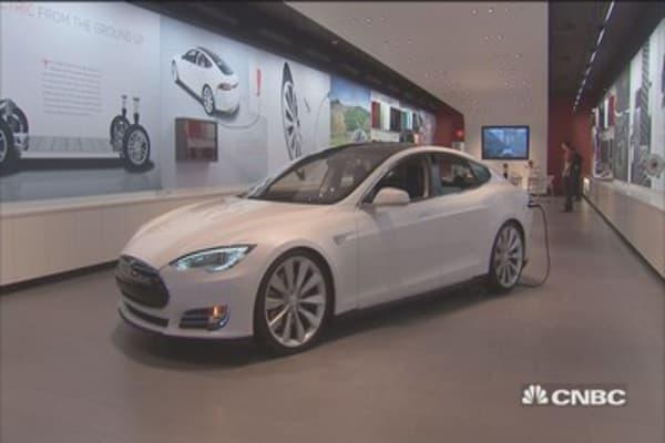 Tesla's pre-owned plan