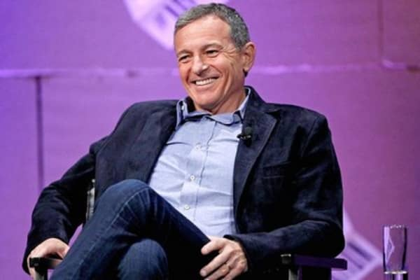 Disney CEO: Parks and resorts lead the way