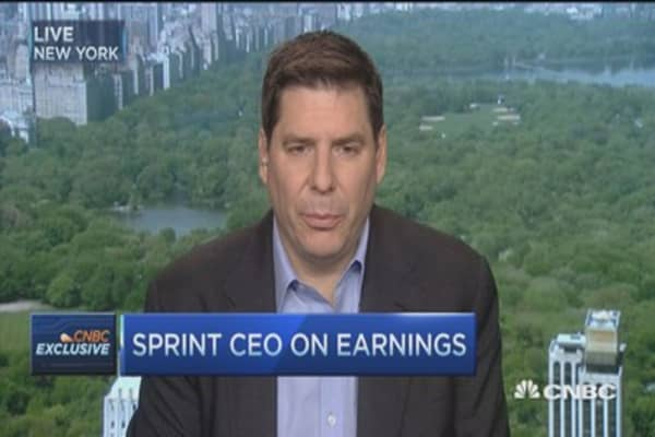 Sprint CEO: We're spending where necessary