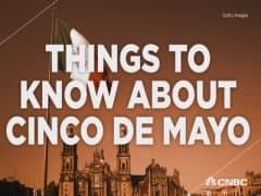 Cinco de Mayo fun facts