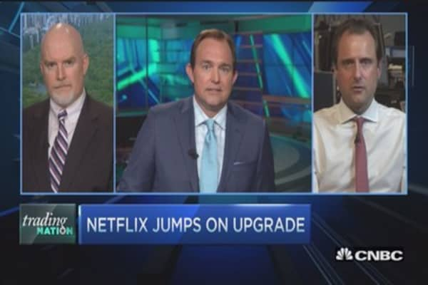 Netflix jumps on upgrade