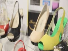 A fix to high heels that could help millions of women stay on their feet