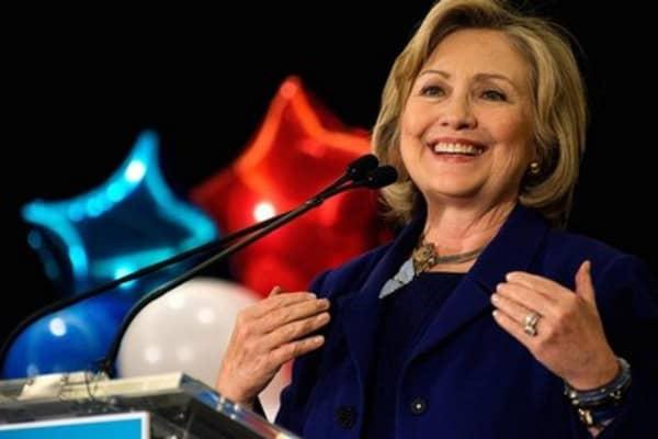 Millionaires favor Hillary: Survey