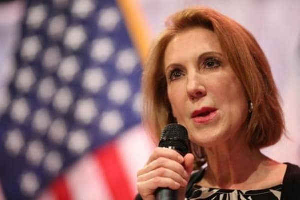 Here's where I differ from Jeb Bush: Carly Fiorina