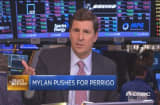 Faber Report: Mylan pushes for Perrigo