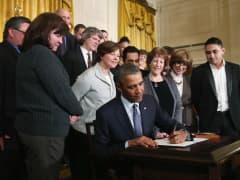 Barack Obama overtime pay