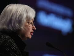 Federal Reserve Board Chairwoman Janet Yellen speaks about global finance during a conference May 6, 2015 in Washington, DC.