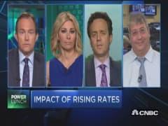 Debating threats to the economy