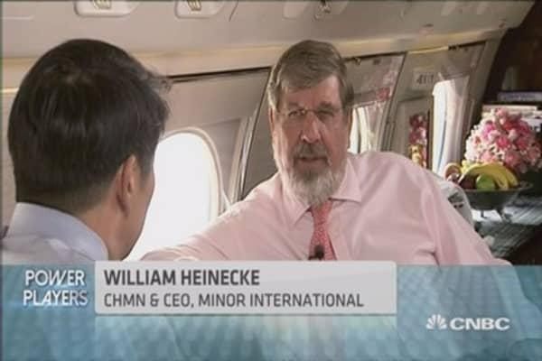 Meet the man behind hotel giant Minor International