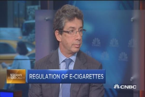 Tobacco's new product line: CEO