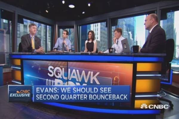 'Get use' to Fed speak about financial stability: Fed's Evans