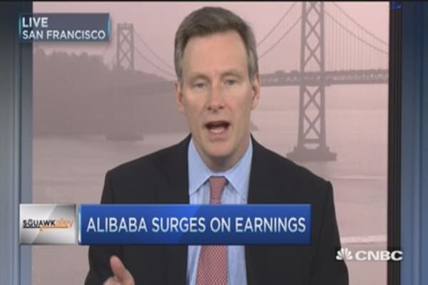 Buy Alibaba, don't buy Yahoo: Pro