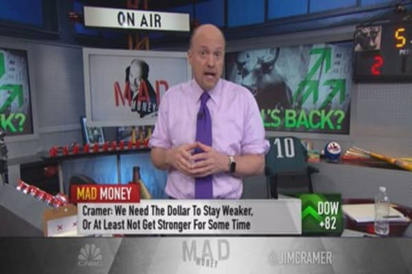 Recipe for a rejuvenated stock market: Cramer