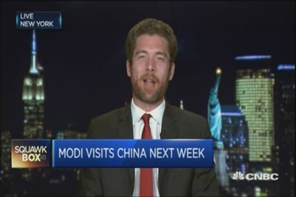 Tracking China-India relationship