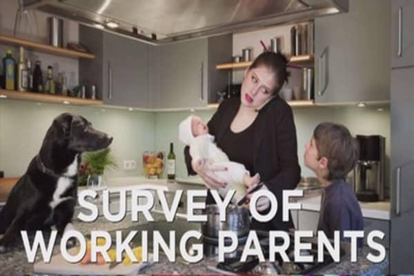 Survey of working parents