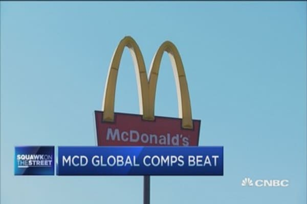 Cramer: Want to buy a Dow stock? Buy MCD