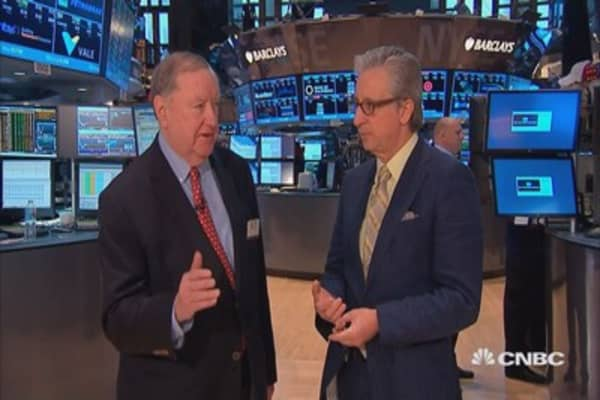Cashin says: Keep watching 10-year yield
