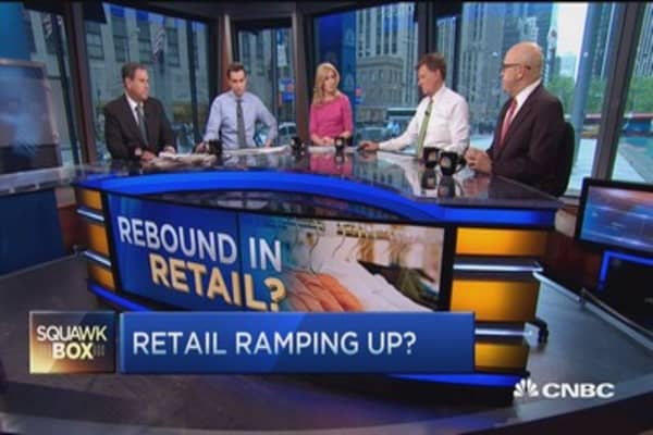 'Gangbusters' ahead for retailers?
