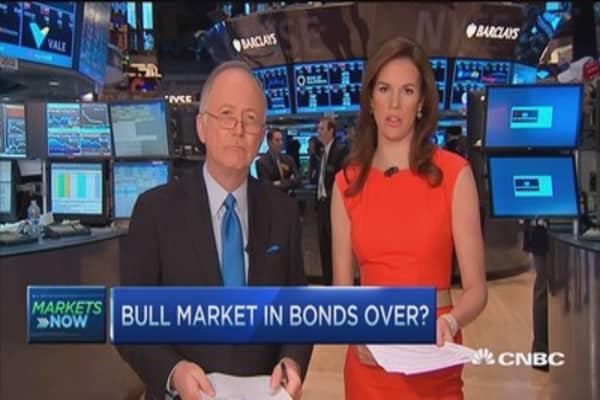 Closing Bell Exchange: Bull market in bonds over?