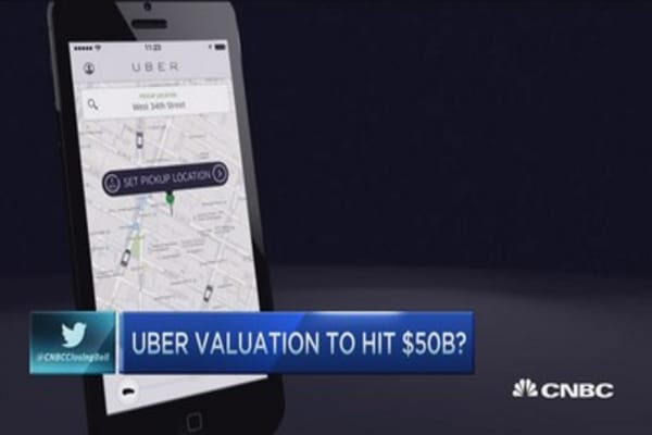 Can Uber really be valued at $50 billion?