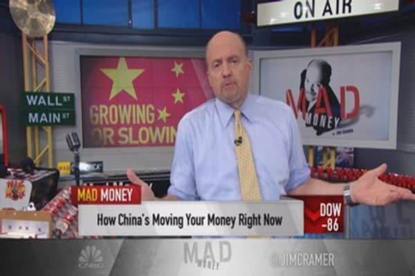 Cramer: Start doing some buying in these names