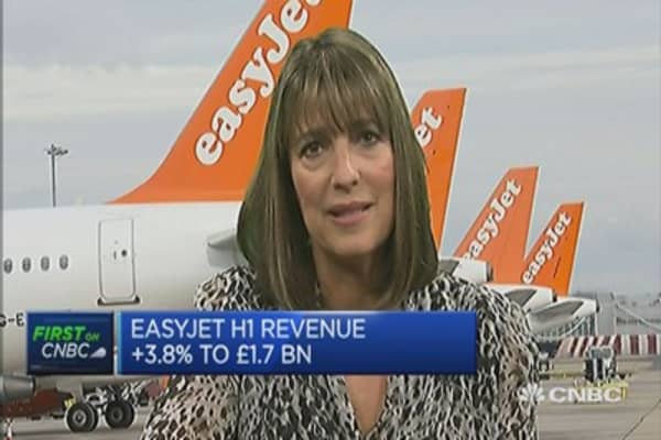 Boosted by oil, ski season: EasyJet CEO