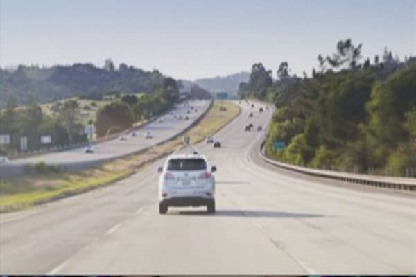 Driverless cars: 11 accidents in 6 yrs