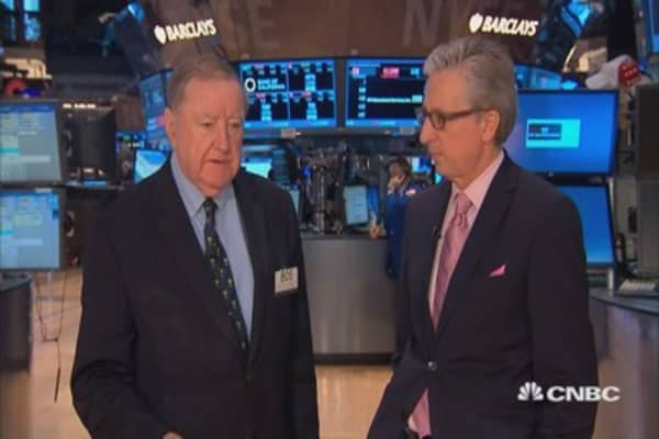 Cashin says: Treasury market less liquid