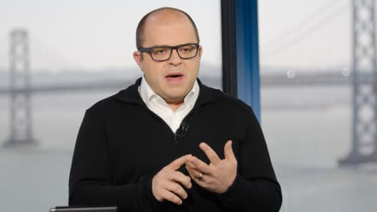 Jeff Lawson, CEO of Twilio.