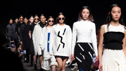 Seoul Fashion Week Fall/Winter 2015