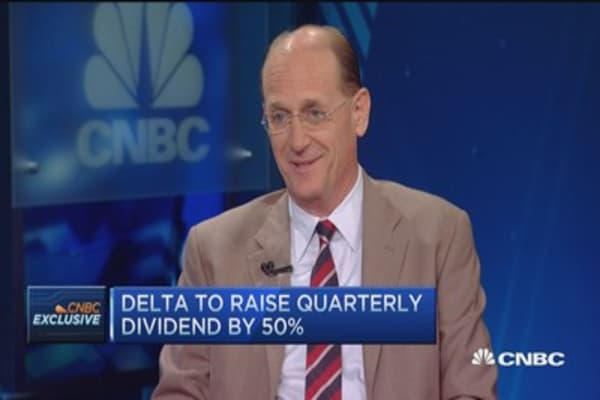 Delta CEO: We are a high-quality industrial