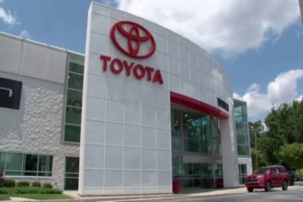 Toyota, Nissan recall 6.5 million cars due to airbag fears