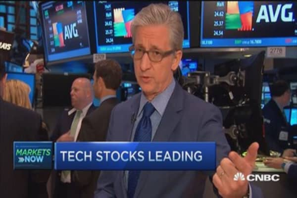 Pisani's market opens strong