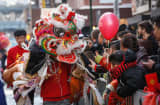 Chinatown New Year Chinese