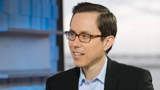 Joshua Reeves, CEO of ZenPayroll.