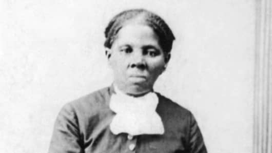 Harriet Tubman, circa 1870