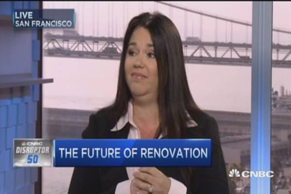Disruptor #11: Houzz disrupts home renovation