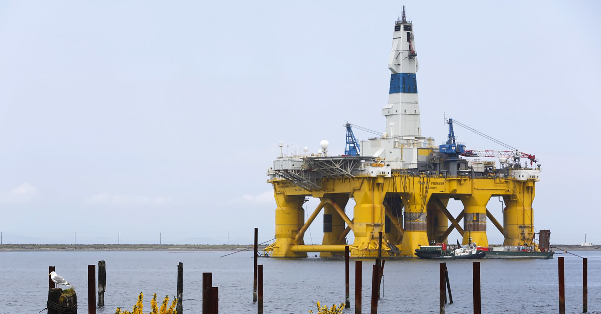 'Last man standing': Why Shell axed its Arctic push