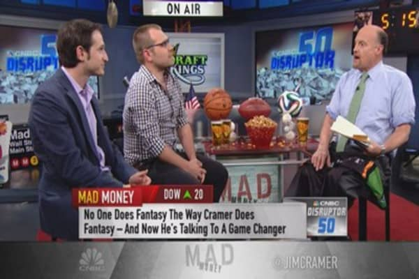 DraftKings looks to change the game in sports