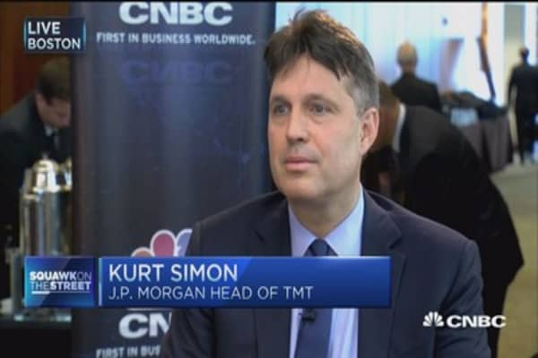 Tech IPO market has been anemic: JPMorgan head of TMT